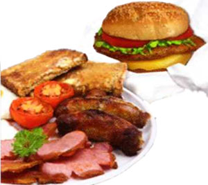Dieta rica en grasas