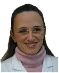 Doktor Nieves Saiz Sapena, spesialist i Anestesiologi med spesiell vekt på Neuroanesthesia