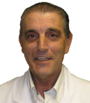 Mr. Vicente García-Gascón, MD, neurosurgeon